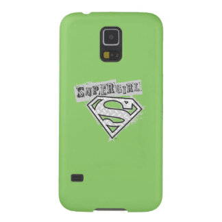 Supergirl Logo 1 Galaxy S5 Cover