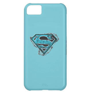 Supergirl Logo Barbed Wire and Flowers Case For iPhone 5C