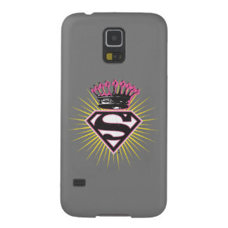 Supergirl Logo with Crown Galaxy S5 Case