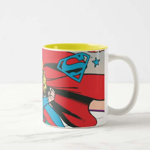 Supergirl Love Conquers Mugs