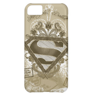 Supergirl Metropolis Ballet Brown Cover For iPhone 5C