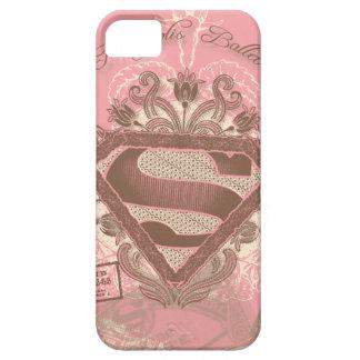 Supergirl Metropolis Ballet Pink iPhone 5 Cover