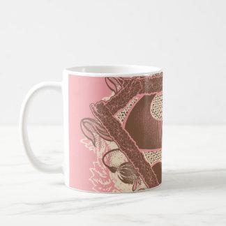 Supergirl Metropolis Ballet Pink Classic White Coffee Mug