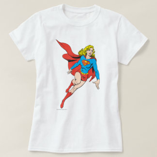Supergirl on the Move T Shirt