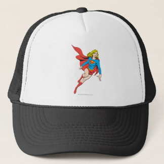 Supergirl on the Move Trucker Hat