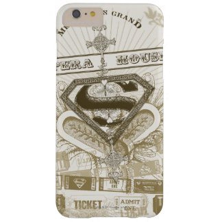 Supergirl Opera House Barely There iPhone 6 Plus Case