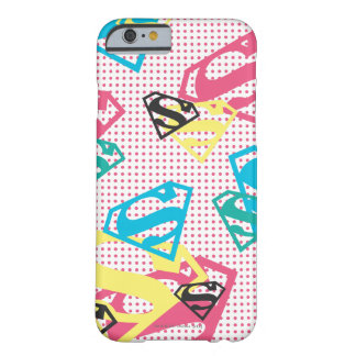 Supergirl Peace Corps Barely There iPhone 6 Case