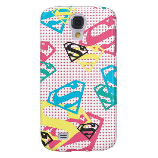 Supergirl Peace Corps Galaxy S4 Cover
