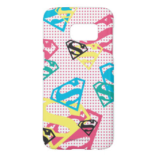 Supergirl Peace Corps Samsung Galaxy S7 Case