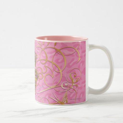 Supergirl Pink Coffee Mugs