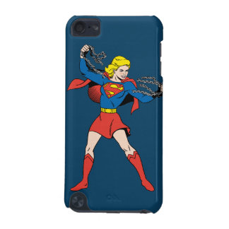 Supergirl Pose 10 iPod Touch (5th Generation) Case
