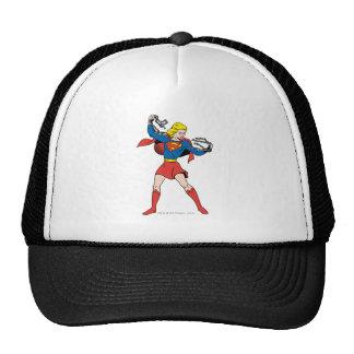 Supergirl Pose 10 Trucker Hat