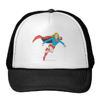 Supergirl Pose 1 Trucker Hats