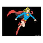 Supergirl Pose 1 Post Card