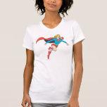 Supergirl Pose 1 T-shirts