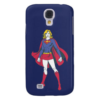 Supergirl Pose 2 Samsung Galaxy S4 Case