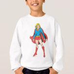 Supergirl Pose 5 Sweatshirt