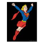 Supergirl Pose 6 Postcard