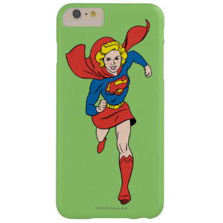 Supergirl Pose 8 Barely There iPhone 6 Plus Case