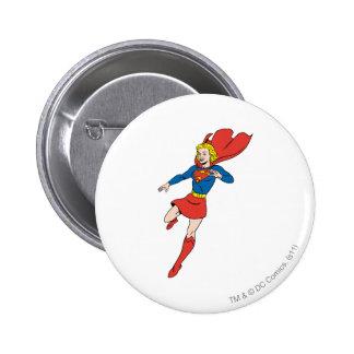 Supergirl  Pose 8 Button