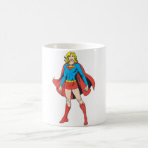 supergirl, super, girl, kara, zor, matrix, linda, danvers, cir, krypton, kryptonite, metropolis, streaky, supercat, comet, horse, team, heroes, superman, otto, plastino, action, comics, cartoon, adventure, cartoon art, Mug with custom graphic design