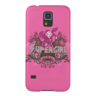 Supergirl Power 2 Galaxy S5 Cover
