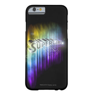 Supergirl Rainbow Barely There iPhone 6 Case