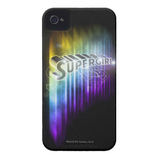Supergirl Rainbow iPhone 4 Cover