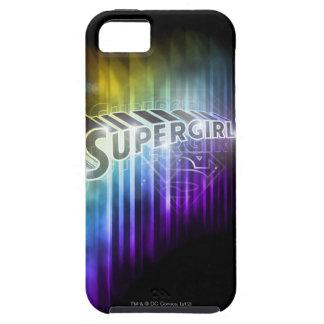 Supergirl Rainbow iPhone SE/5/5s Case