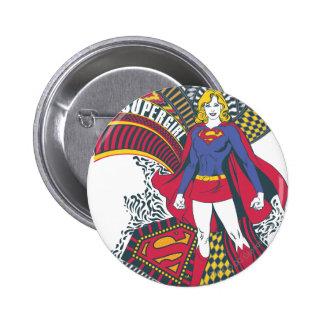 Supergirl Random World 1 Button