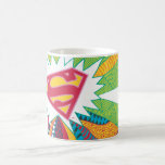 Supergirl Random World 3 Coffee Mugs