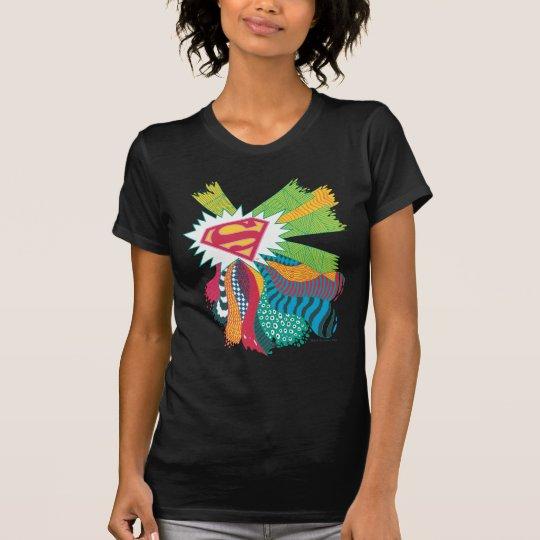 Supergirl Random World 3 T-Shirt