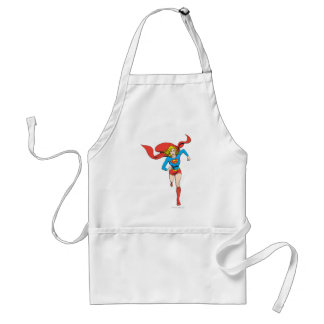 Supergirl Ready to Go Adult Apron