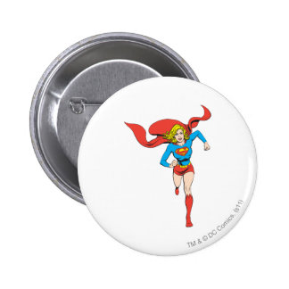 Supergirl Ready to Go Button