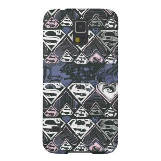 Supergirl Repeat S Pattern Galaxy S5 Cases