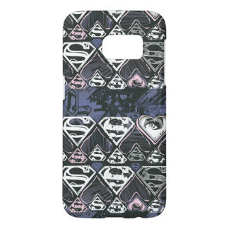 Supergirl Repeat S Pattern Samsung Galaxy S7 Case