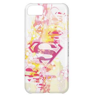 Supergirl Retro Logo iPhone 5C Case