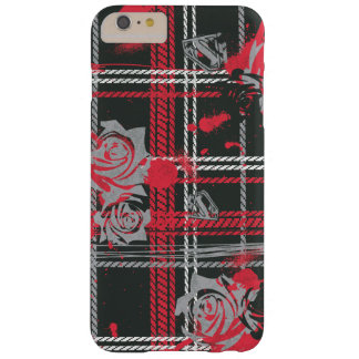 Supergirl Roses Barely There iPhone 6 Plus Case