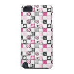 Supergirl Skulls and Pins Pattern iPod Touch (5th Generation) Covers