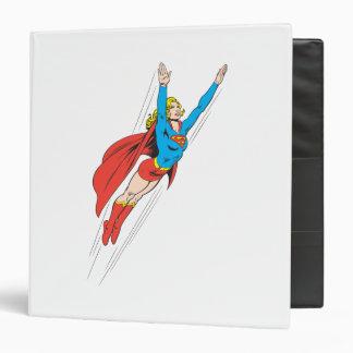 Supergirl Soars High Binder