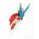 Supergirl Soars High Postcard