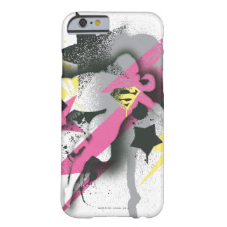 Supergirl Spray Paint Barely There iPhone 6 Case