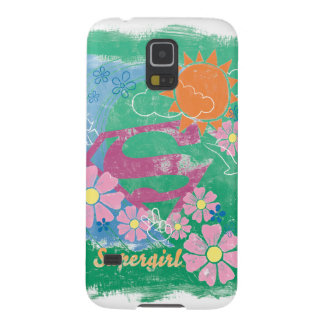 Supergirl Sun and Love Cases For Galaxy S5
