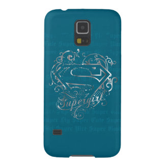 Supergirl Super Fly Super Cute Case For Galaxy S5