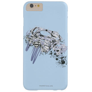 Supergirl Totally Awesome Barely There iPhone 6 Plus Case