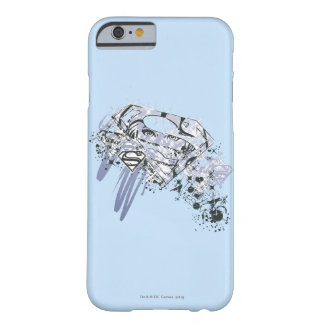 Supergirl Totally Awesome Barely There iPhone 6 Case