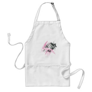 Supergirl Totally Fabulous Adult Apron