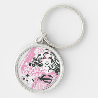 Supergirl Totally Fabulous Keychain