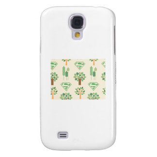 Supergirl Trees Samsung Galaxy S4 Cases
