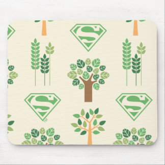 Supergirl Trees Mouse Pad